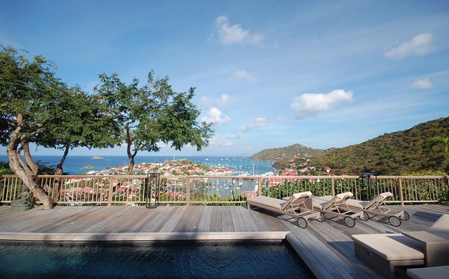 Panoramic view of Serenity
