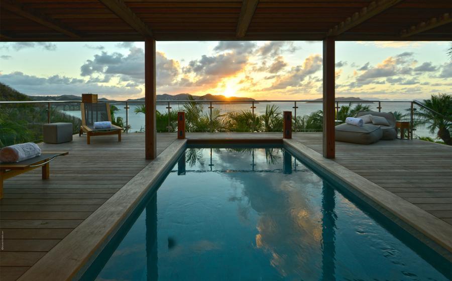 Bali Saint Barthelemy Luxury Villa For Rent Luxury Vacation Villa Rental St Barts Ici Et La Villa