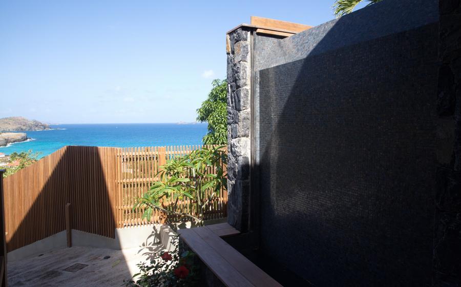 Panoramic view of Santa Alicia Villa