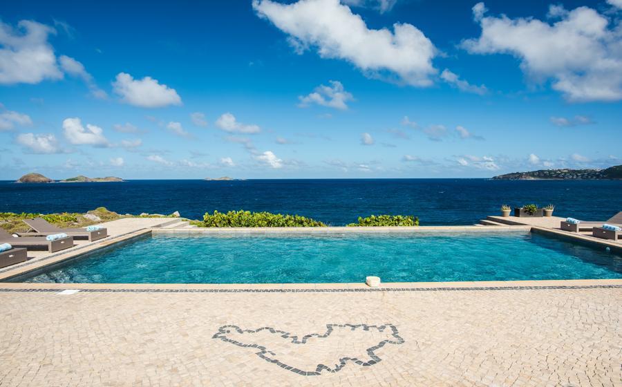 Vue panoramique de Caribbean Breeze